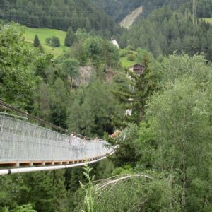 Ernen: Ponte sospeso Goms Bridge