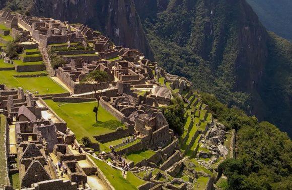 Aguas Calientes: Machu Picchu