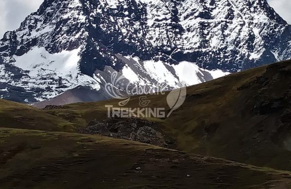 Pitumarca Trekking Montagna Arcobaleno 2